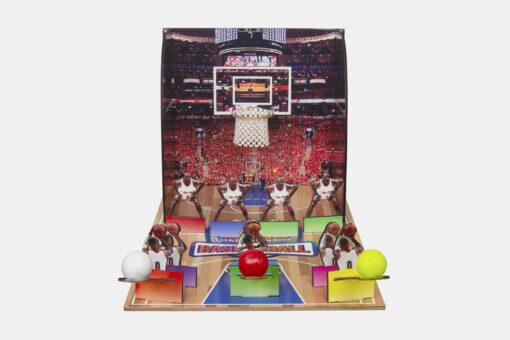 Ahşap Basketbol Oyunu Yerli Üretim